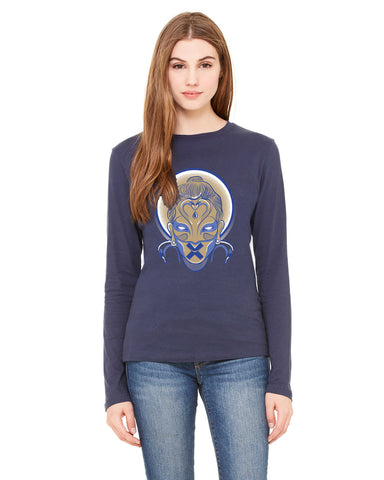 Buda LADIES' LONG-SLEEVED