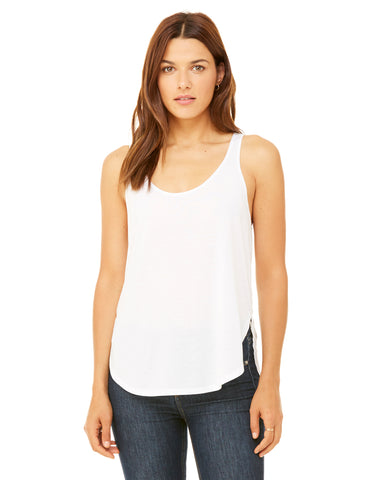 LADIES' SIDE SLIT TANK