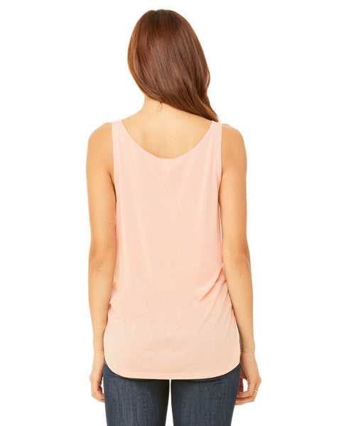 Magnificent Lion LADIES' SIDE SLIT TANK