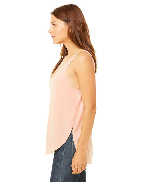 Summer Party LADIES' SIDE SLIT TANK