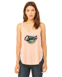 Chicago Skyline LADIES' SIDE SLIT TANK