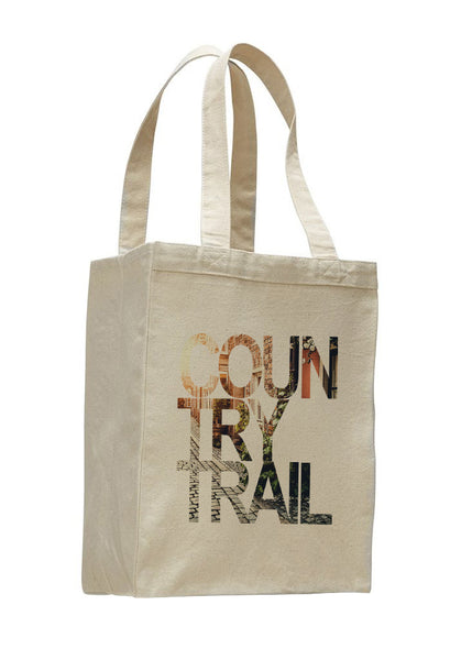 Country Trail SHOPPING TOTE BAG