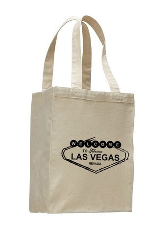 Las Vegas Symbol SHOPPING TOTE BAG