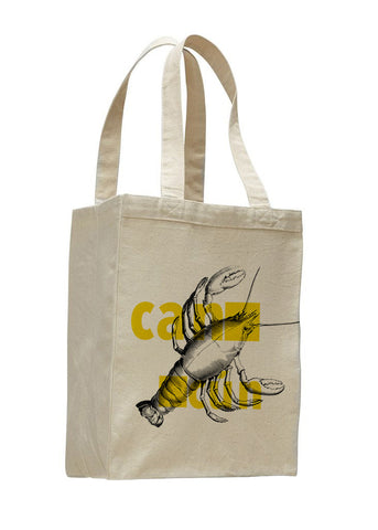Lobster in Cancun SHOPPING TOTE BAG