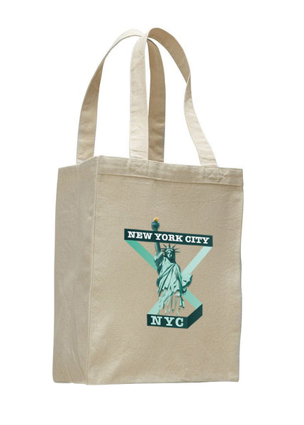 Town of Liberty SHOPPING TOTE BAG