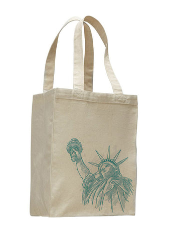 New York to be free SHOPPING TOTE BAG
