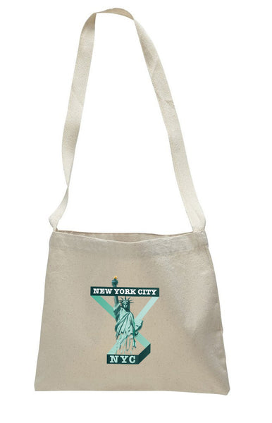 Town of Liberty SMALL MESSENGER BAG
