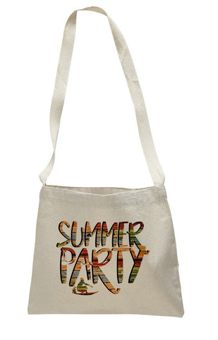 Summer Party SMALL MESSENGER BAG