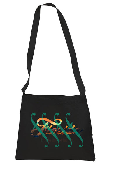 Florida Sweet Home SMALL MESSENGER BAG