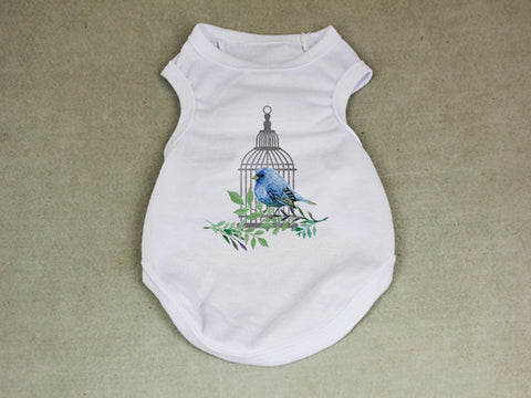 Bird Cage DOGS' TANK TOP