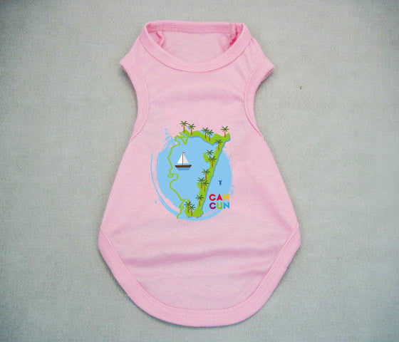 Cancun Boat DOGS' TANK TOP