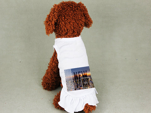 New York Twilight DOGS' SUNDRESS