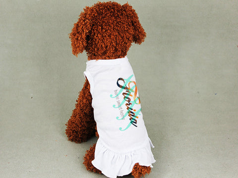 Florida Sweet Home DOGS' SUNDRESS