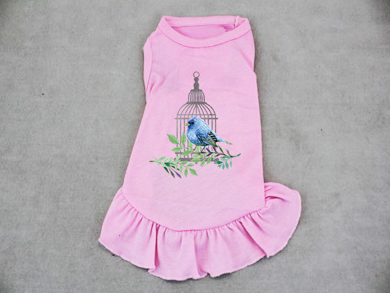 Bird Cage DOGS' SUNDRESS