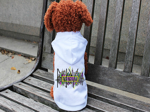 Complicated Time DOGS' HOODIE T-SHIRT
