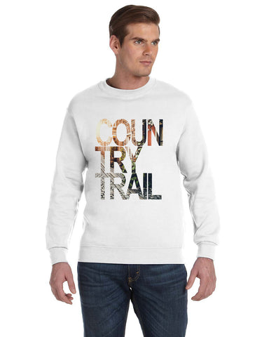 Country Trail MEN'S FLEECE SWEATSHIRT