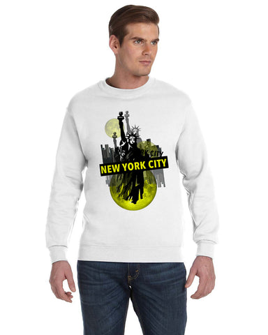 Viva NY MEN'S FLEECE SWEATSHIRT