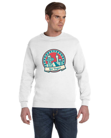 60's Las Vegas MEN'S FLEECE SWEATSHIRT
