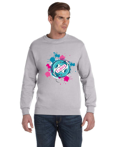 Fishing MEN'S FLEECE SWEATSHIRT