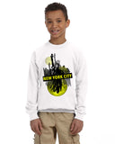 Viva NY YOUTHS' FLEECE SWEATSHIRT