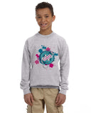 Fishing YOUTHS' FLEECE SWEATSHIRT