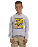 Viva Hey Taxi YOUTHS' FLEECE SWEATSHIRT