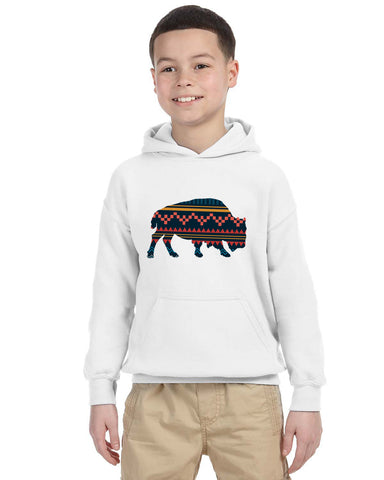 Bufalo YOUTHS' PULLOVER HOOD
