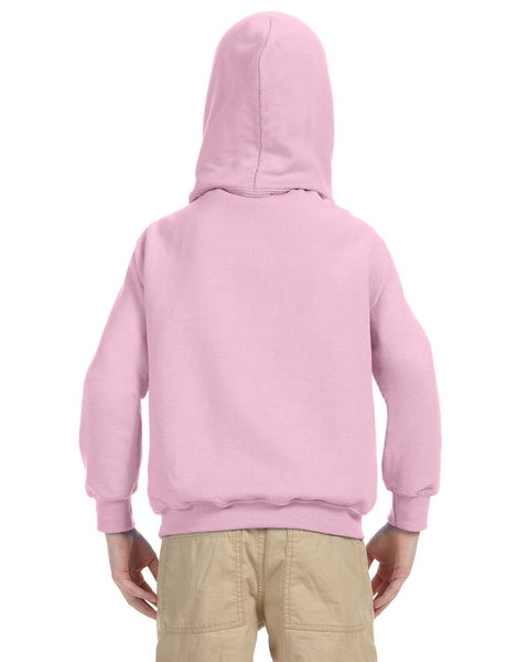 Just love basquet YOUTHS' PULLOVER HOOD