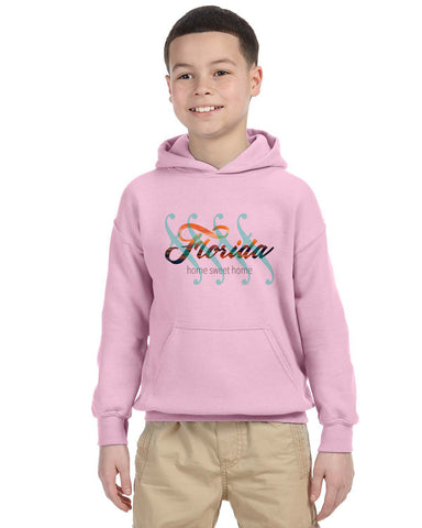 Florida Sweet Home YOUTHS' PULLOVER HOOD