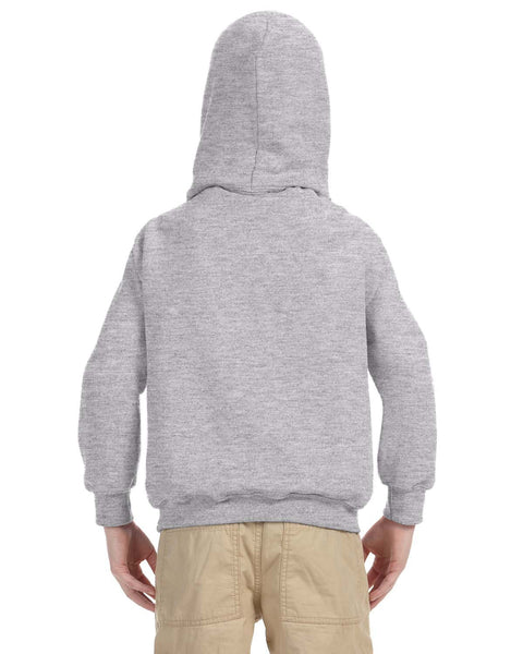 Magnificent Lion YOUTHS' PULLOVER HOOD