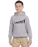 Human revolution YOUTHS' PULLOVER HOOD