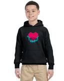 Atom Heart Mother YOUTHS' PULLOVER HOOD