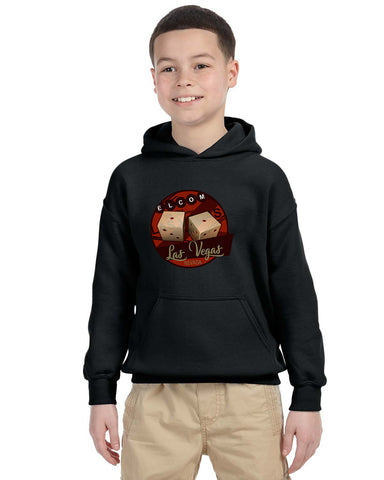 The Other LV's Symbol YOUTHS' PULLOVER HOOD