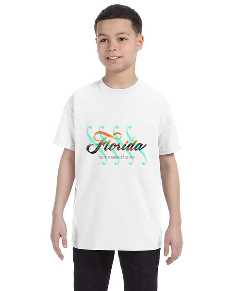 Florida Sweet Home YOUTHS' T-SHIRT