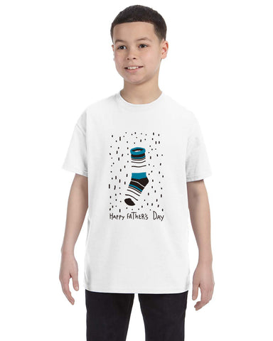 Socks Dad YOUTHS' T-SHIRT