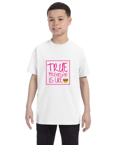 True Friendship YOUTHS' T-SHIRT