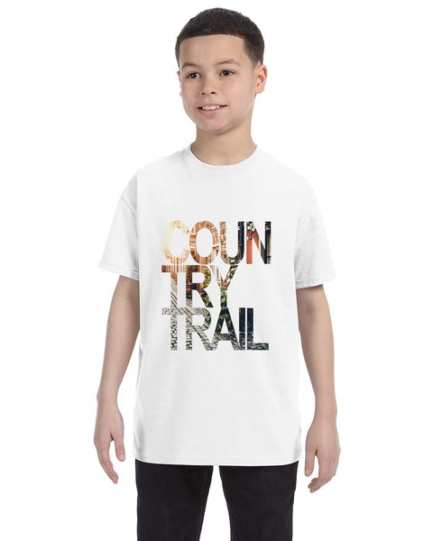 Country Trail YOUTHS' T-SHIRT