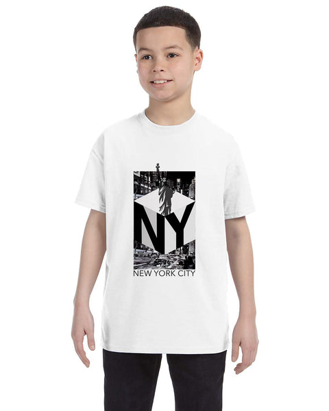 New York NOW YOUTHS' T-SHIRT