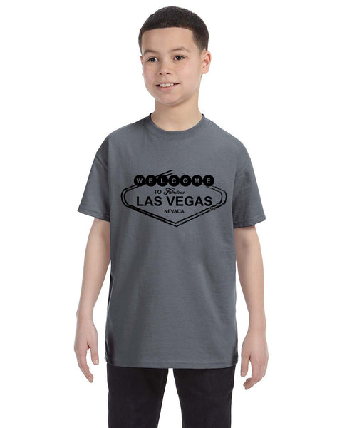 Las Vegas Symbol YOUTHS' T-SHIRT