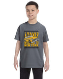 Viva Hey Taxi YOUTHS' T-SHIRT