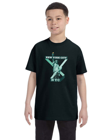 Town of Liberty YOUTHS' T-SHIRT