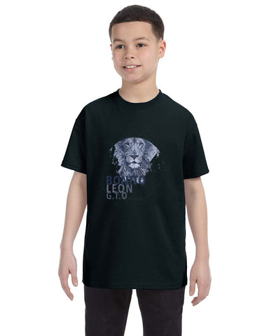Beautiful leo YOUTHS' T-SHIRT