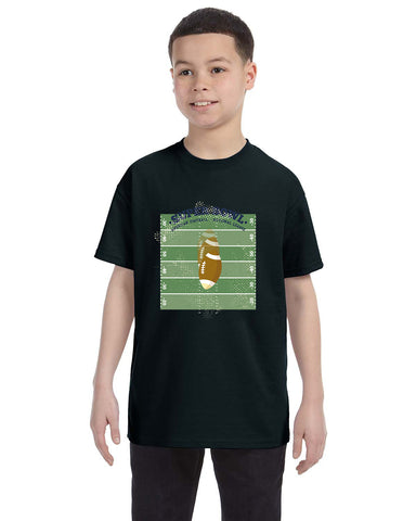 Super Bowl GO YOUTHS' T-SHIRT