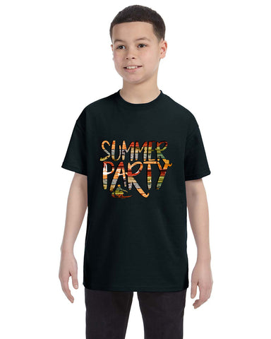 Summer Party YOUTHS' T-SHIRT