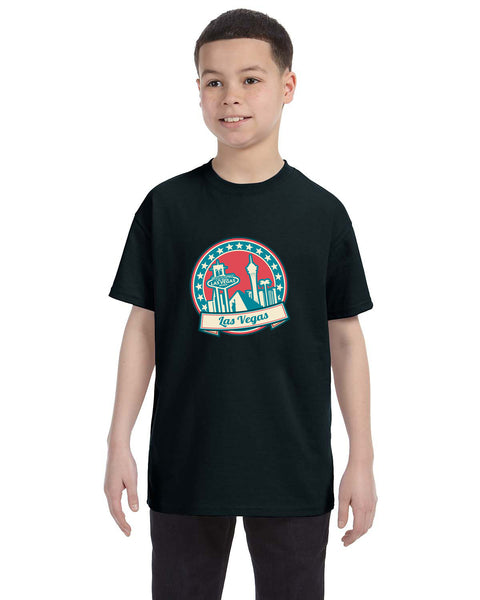 60's Las Vegas YOUTHS' T-SHIRT