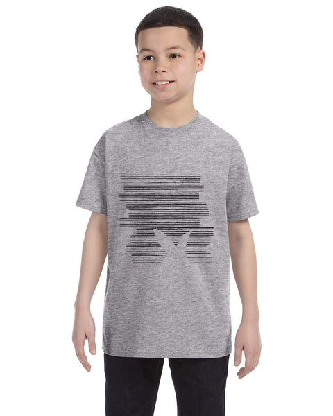 Hidden Rabbit YOUTHS' T-SHIRT
