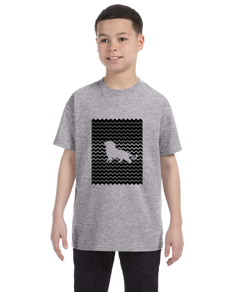 Magnificent Lion YOUTHS' T-SHIRT