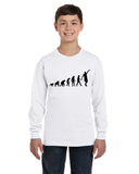 Human revolution YOUTHS' LONG-SLEEVED