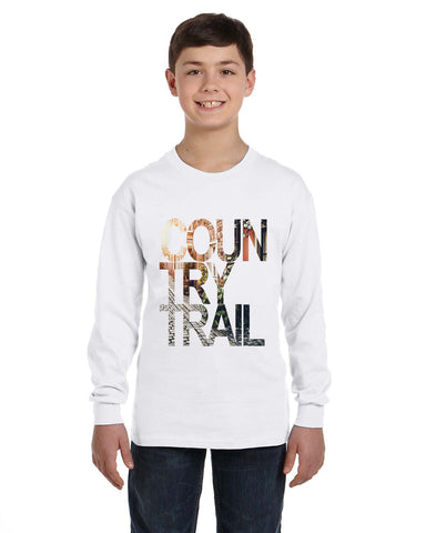 Country Trail YOUTHS' LONG-SLEEVED