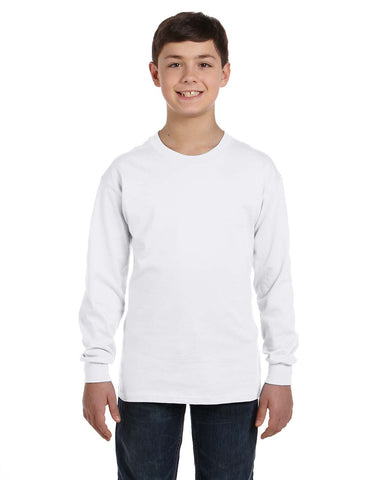 YOUTHS' LONG-SLEEVED